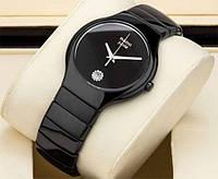Керамические наручные часы Rado Jubile True черные