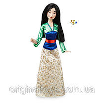 Кукла Принцесса Мулан с кольцом Disney