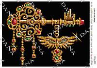Ключ от всех Дверей. А3 формата