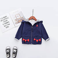 Милая куртка на весну и осень Katoofely  , Mega Sale -25% off, размеры : 120см,130см