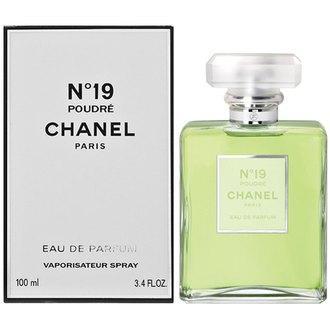 Парфюмированная вода Chanel №19 Poudre