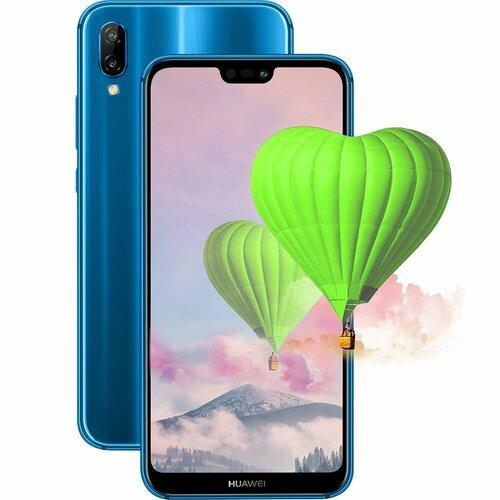 Смартфон HUAWEI P20 Lite 4/64GB Blue