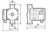 Циркуляционный насос Насосы+Оборудование BPS 25-4S-180 Solar, фото 5
