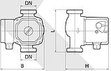 Циркуляционный насос Rudes RH 25-4-180, фото 4