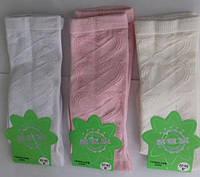 Підколінки дитячі бавовняні антибактеріальні ажур мікс кол. (12) KBS 3-55507