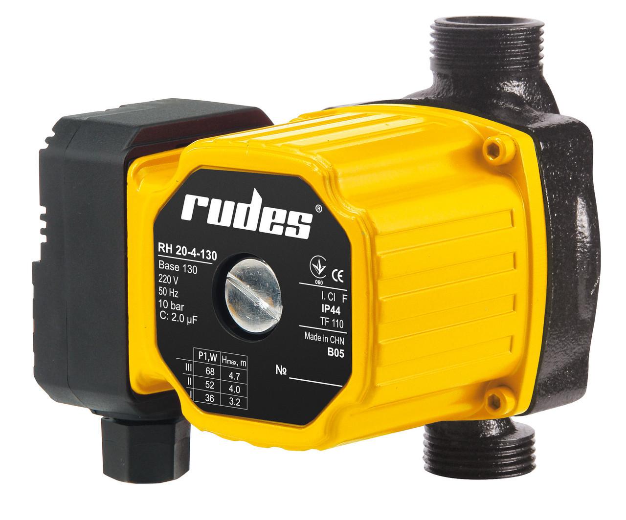Циркуляционный насос Rudes RH 20-4-130