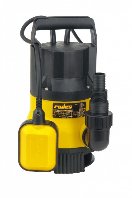Дренажный насос Rudes DRP 30-550
