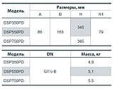 Дренажный насос Насосы+Оборудование DSP 750PD, фото 5