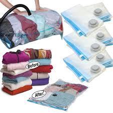 Вакуумный пакет для хранения одежды VACUUM BAG 60*80