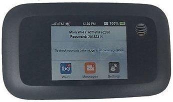 3G Wi-Fi роутер ZTE MF923 (GSM)
