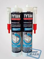 Силикон санитарный Титан (Tytan) 310 мл. белый