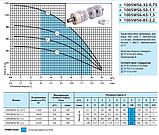 Скважинный насос Насосы+Оборудование 100 SWS 6-63-1.5 + муфта, фото 2