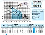 Скважинный насос Насосы+Оборудование 100 SWS 8-35-1.1 + муфта, фото 2