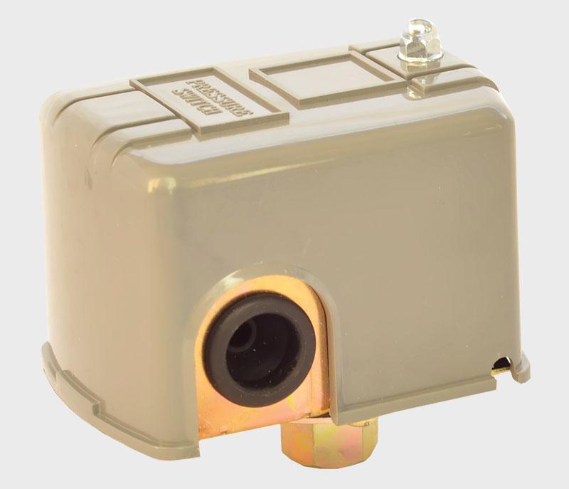 Контроллер давления Euroaqua SK- 2А, Z1/4, гайка, давление 1,4 - 2,8 Бар