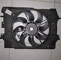 Вентилятор радиатора Логан Logan / Дастер Duster / Сандеро Sandero 214816812R