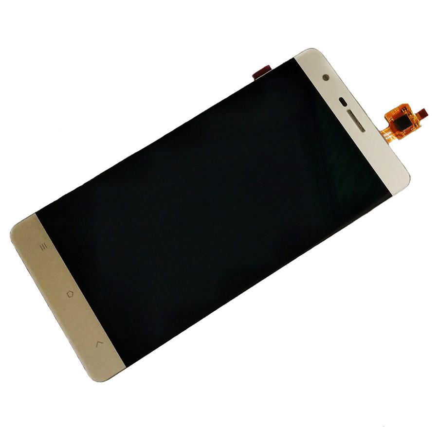 Дисплей + сенсор Oukitel K4000 Lite Gold