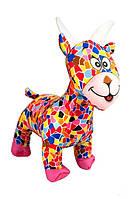 Антистресовая игрушка для детей SOFT TOYS Козлик Данко Тойс DT-ST-01-55