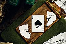 Карты игральные   Erdnase X Madison by Ellusionist, фото 2