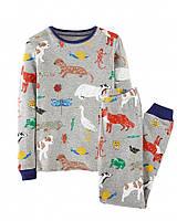 Костюм пижама с лесными жителями Gold Treasure  , распродажа склада: 11Y,12Y,4T