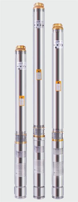 Скважинный насос Euroaqua 75 QJD 115 - 0,37