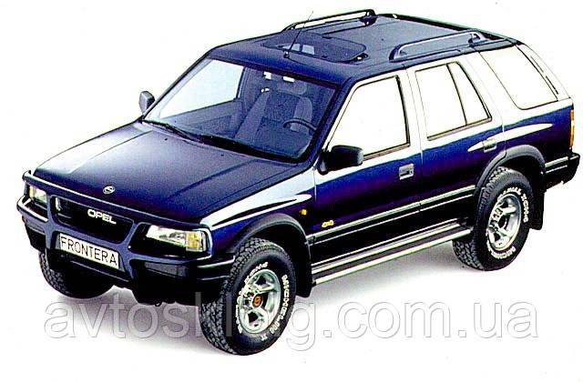 Скло лобове для Opel Frontera A (Позашляховик) (1989-1998)