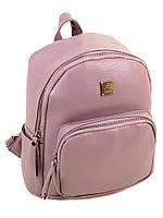 Женский городской рюкзак 2-05 1703-2 pink, фото 1