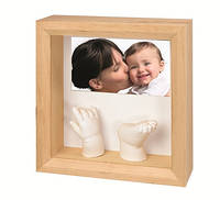 Рамочка Baby Art Photo Sculpture Frame Natural