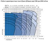 Поверхностный насос Ebara 3M 32-200/4, фото 2
