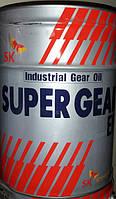 Индустриальное масло ZIC SK SUPERGEAR EP 320 20л