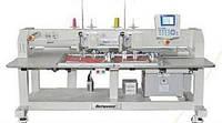 Автоматическая компьютеризированная швейная машина.