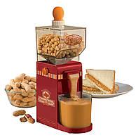 Аппарат для приготовления арахисового масла Peanut Butter Maker Nostalgia Electrics Акция!