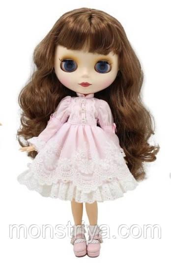 Кукла Блайз блайт Blythe шарнирная БЖД+ Подставка