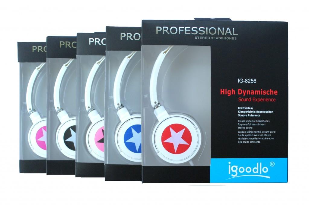 Наушники igoodlo Professional от интернет-магазина OptBaza ... 05174d70ee92e