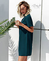 Женское Платье чокер - Бутылка
