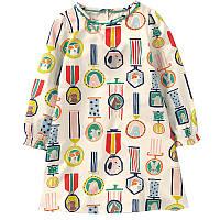 Детское платье на весенний и летний сезон , Распродажа! Скидка -30% : 2T,3T,4T,7T