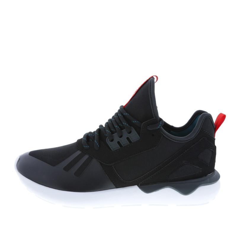 330cb759bfb9 Купить Кроссовки мужские adidas Originals Tubular Weave S82651 (черные,  повседневные, текстильный ...
