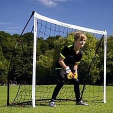 Футбольные тренировочные ворота Quickplay Kickster Academy 2,4 х 1,5 м, фото 2
