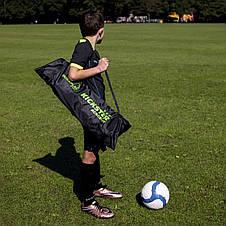 Футбольные тренировочные ворота Quickplay Kickster Academy 2,4 х 1,5 м, фото 3