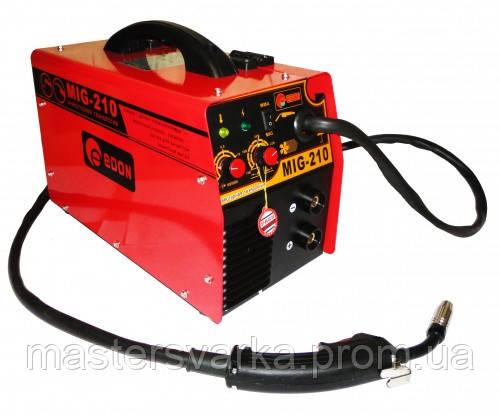Зварювальний інверторний напівавтомат EDON MIG 210