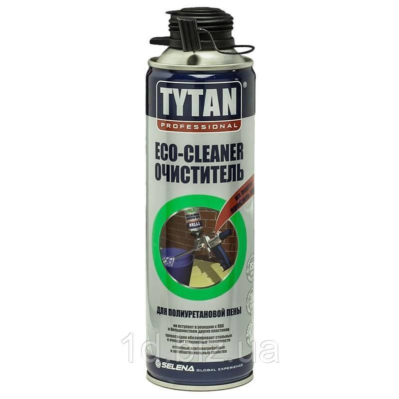 TYTAN ECO Очиститель для пены 0,5л