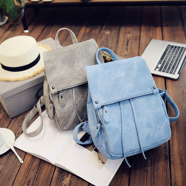 Женский рюкзак из кожзама Casual