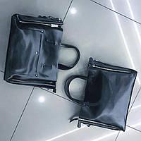 Кожаная сумка в натуральной коже Стильная и удобная
