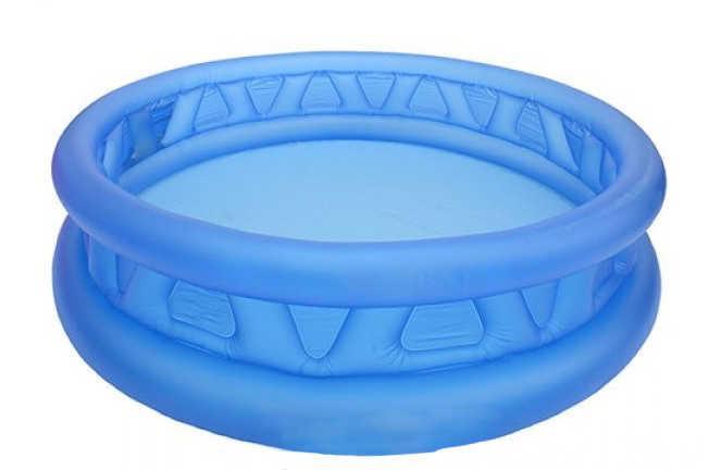 """Intex Бассейн 58431 NP """"Летающая тарелка"""" (3) размером 188х46см, объём:782л, вес: 2,8кг, от 3 лет"""