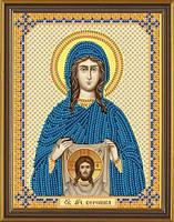 Набор для вышивки бисером  Св. Мц. ВероникаС 6146