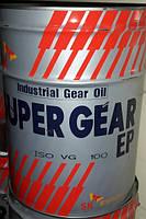 Индустриальное масло ZIC SK SUPERGEAR EP100 20 л.