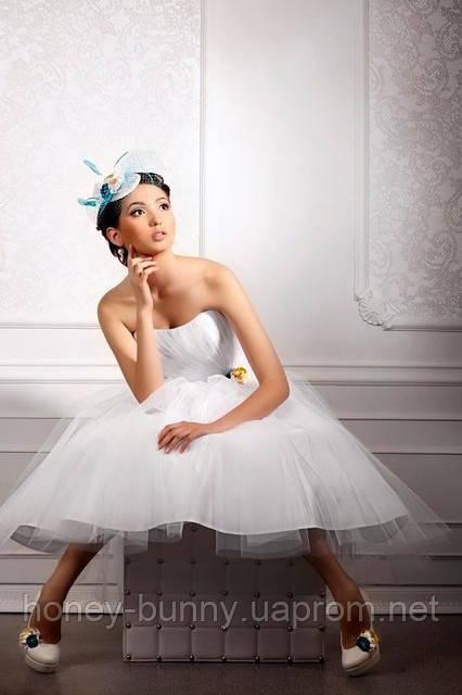 """Коктейльное платье """"Райская птица"""" (продажа, напрокат)"""