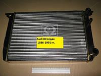 Радиатор  AUDI 80 1.6, 1.8, 1.4 л. MT 1986-1991 гг.  Производство Nissens
