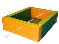Сухой бассейн Прямоугольник Airis (150х120х40/10), фото 1