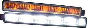 Светодиодные фары Clayton DRL-H705 ver2