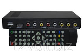 Цифровой ТВ-тюнер DVBT-2010 HD